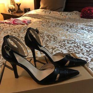 Beautiful high heels by Nine West. EUC
